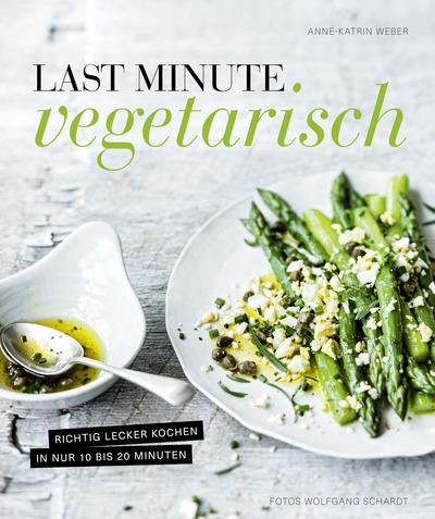 Cover für Last Minute Vegetarisch