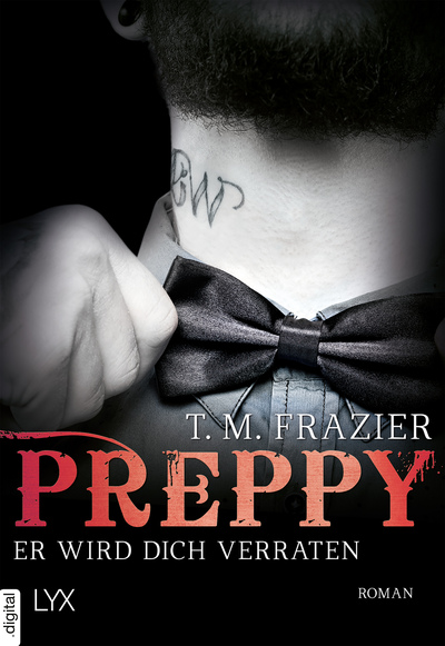 Cover für Preppy - Er wird dich verraten