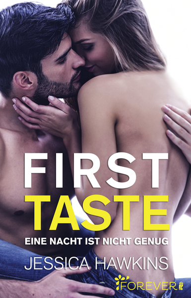 Cover für First Taste - Eine Nacht ist nicht genug