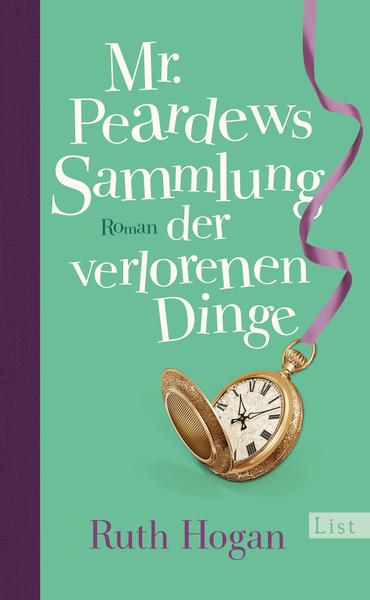 Cover für Mr. Peardews Sammlung der verlorenen Dinge