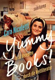 Cover für Yummy Books!