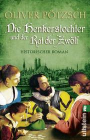 Cover für Die Henkerstochter und der Rat der Zwölf