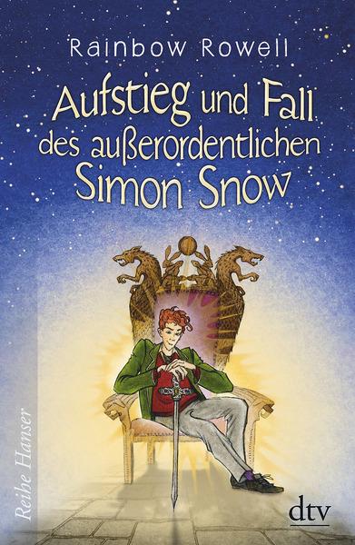 Cover für Aufstieg und Fall des außerordentlichen Simon Snow