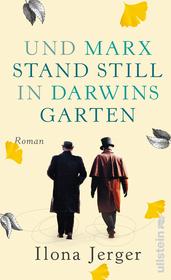 Cover für Und Marx stand still in Darwins Garten