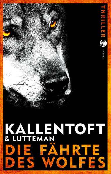 Cover für Die Fährte des Wolfes
