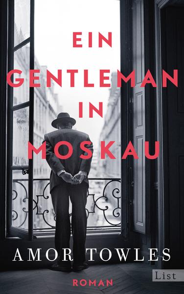 Cover für Ein Gentleman in Moskau