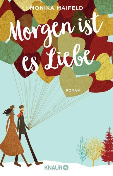 Cover für Morgen ist es Liebe