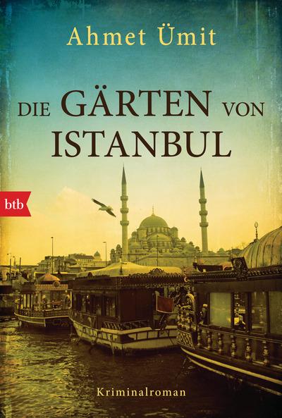Cover für Die Gärten von Istanbul