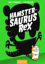 Cover für Hamstersaurus Rex