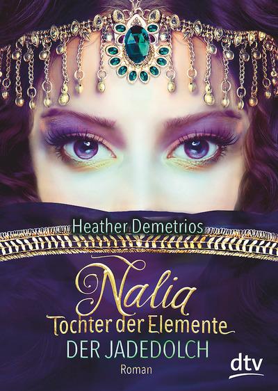 Cover für Nalia, Tochter der Elemente - Der Jadedolch