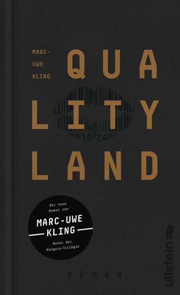 Cover für QualityLand