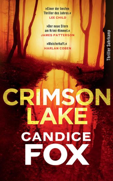 Cover für Crimson Lake