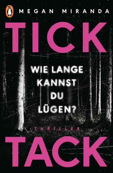 Cover für TICK TACK - Wie lange kannst Du lügen?