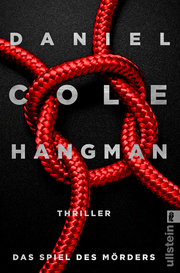 Cover für Hangman - Das Spiel des Mörders