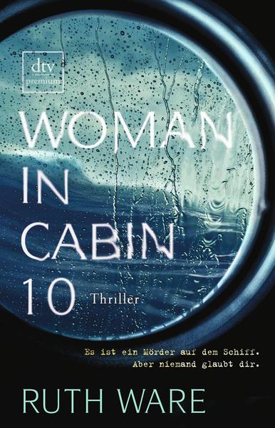 Cover für Woman in Cabin 10