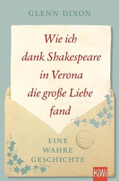 Cover für Wie ich dank Shakespeare in Verona die große Liebe fand
