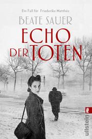 Cover für Echo der Toten