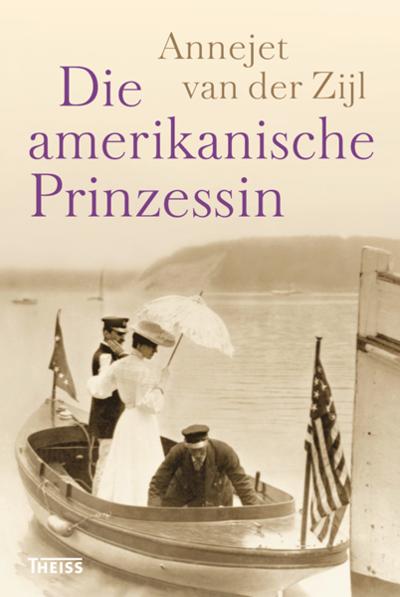Cover für Die amerikanische Prinzessin