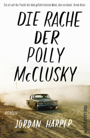 Cover für Die Rache der Polly McClusky