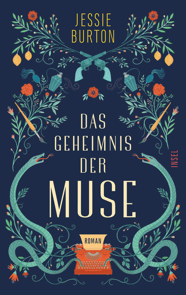 Cover für Das Geheimnis der Muse
