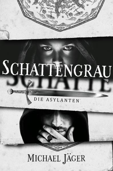 Cover für Schattengrau - Die Asylanten
