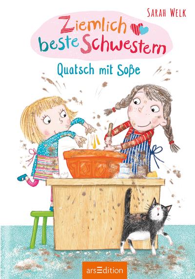Cover für Ziemlich beste Schwestern: Quatsch mit Soße