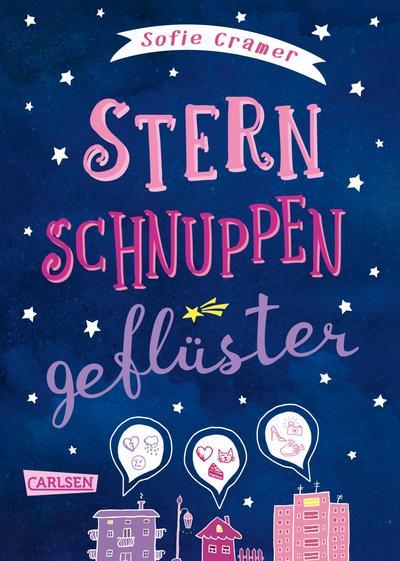 Cover für Sternschnuppengeflüster