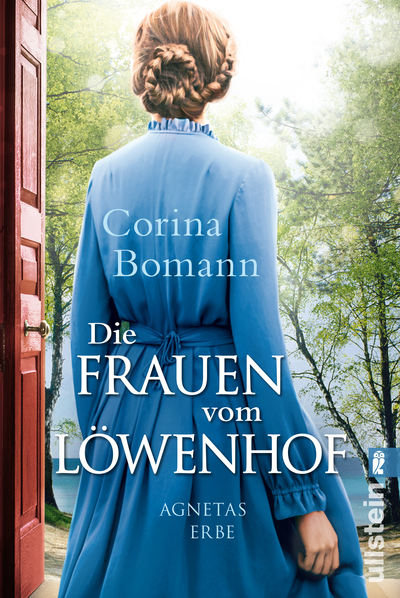 Cover für Die Frauen vom Löwenhof - Agnetas Erbe