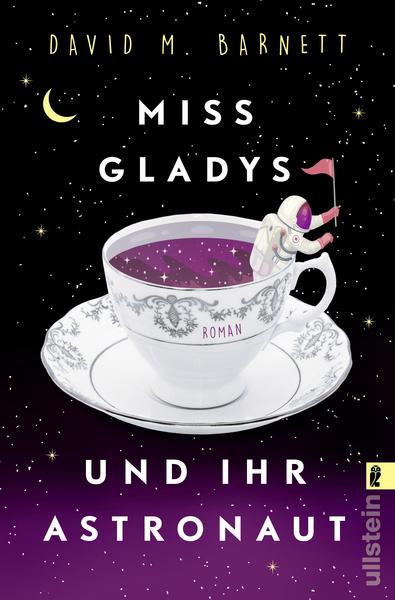 Cover für Miss Gladys und ihr Astronaut