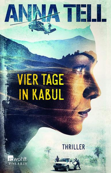 Cover für Vier Tage in Kabul - Die Unterhändlerin
