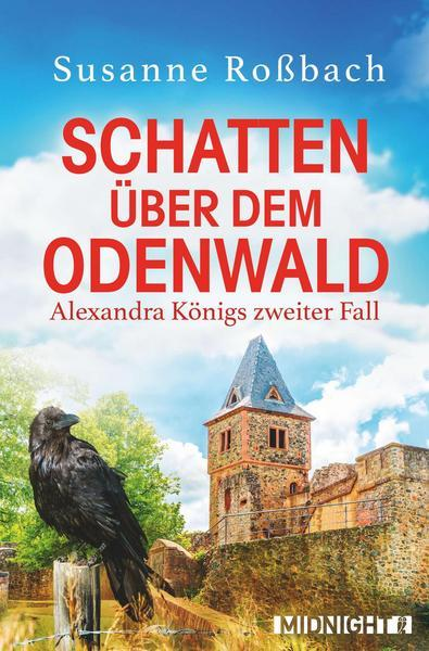 Cover für Schatten über dem Odenwald: Alexandra Königs zweiter Fall