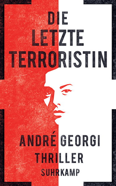 Cover für Die letzte Terroristin