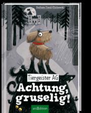 Cover für Tiergeister AG - Achtung, gruselig!