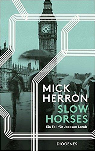 Cover für Slow Horses - Ein Fall für Jackson Lamb