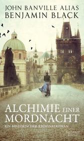 Cover für Alchimie einer Mordnacht