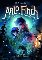 Cover für Arlo Flinch - Im Tal des Feuers