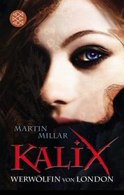 Cover für Kalix - Werwölfin von London